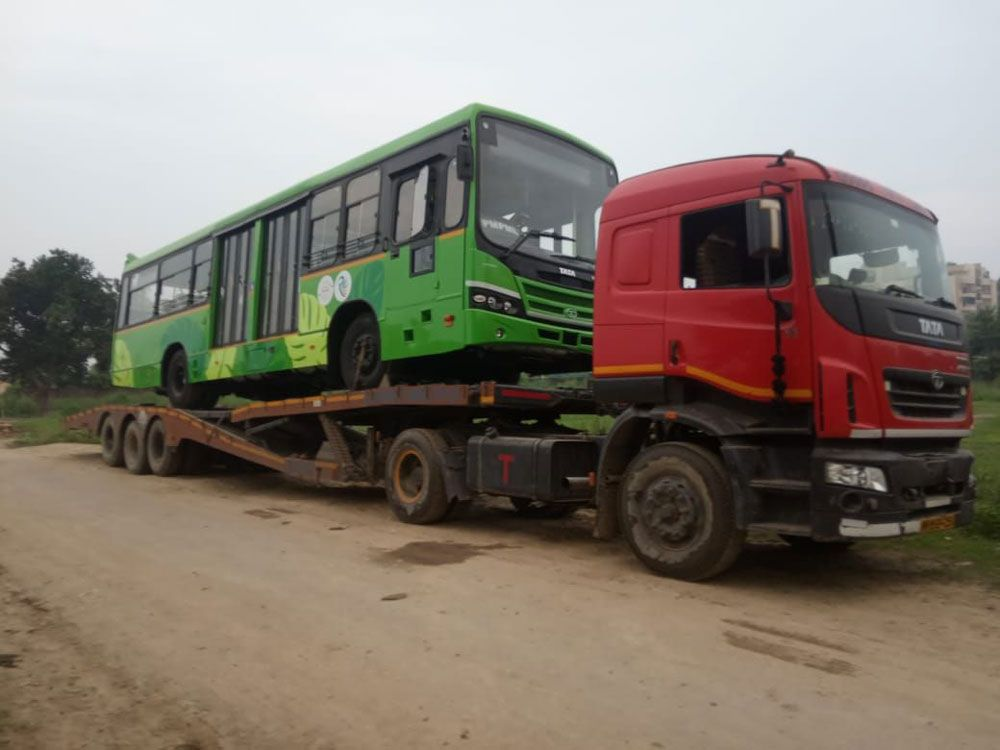 COT Bus Carrier